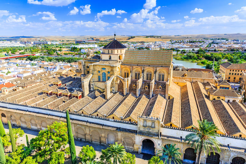 Cordoba, Spain. royalty free stock photo