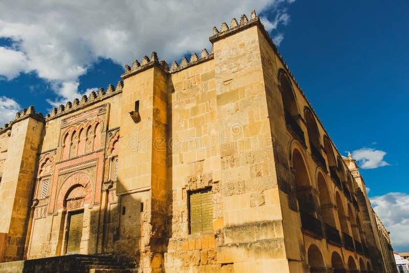 """Cordoba, Spanien - 5/3/18: Ansicht des Mosque†""""Kathedrale stockfotos"""