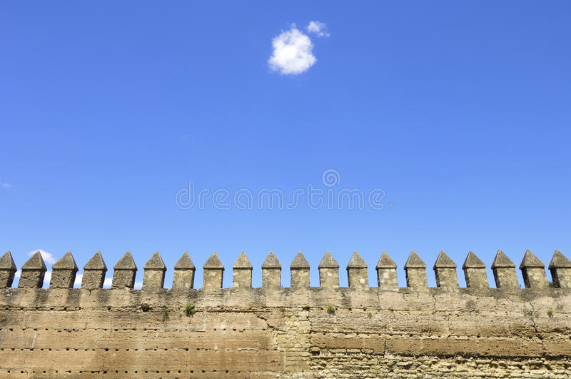 Download Cordoba wall stock photo. Image of fortress, islamic - 24241998