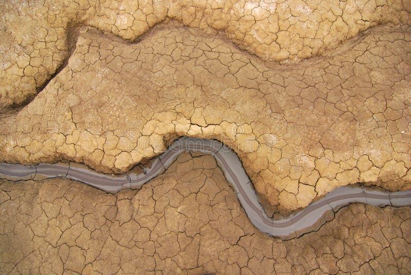 Cordon aride image stock