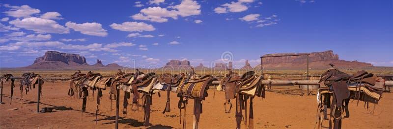 Cordon de nation de Navajo photo libre de droits
