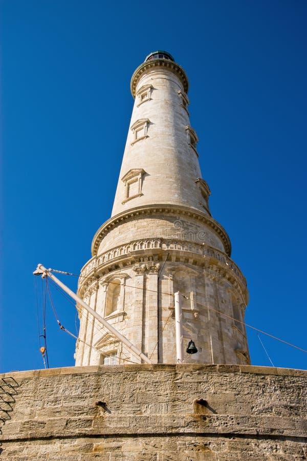 cordouan маяк стоковое фото rf