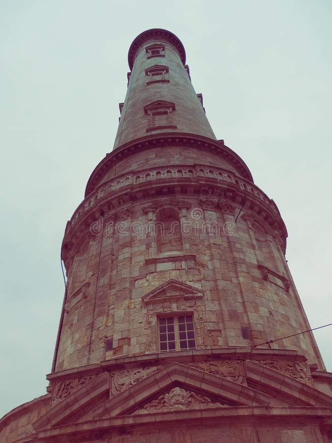 cordouan маяк стоковое изображение