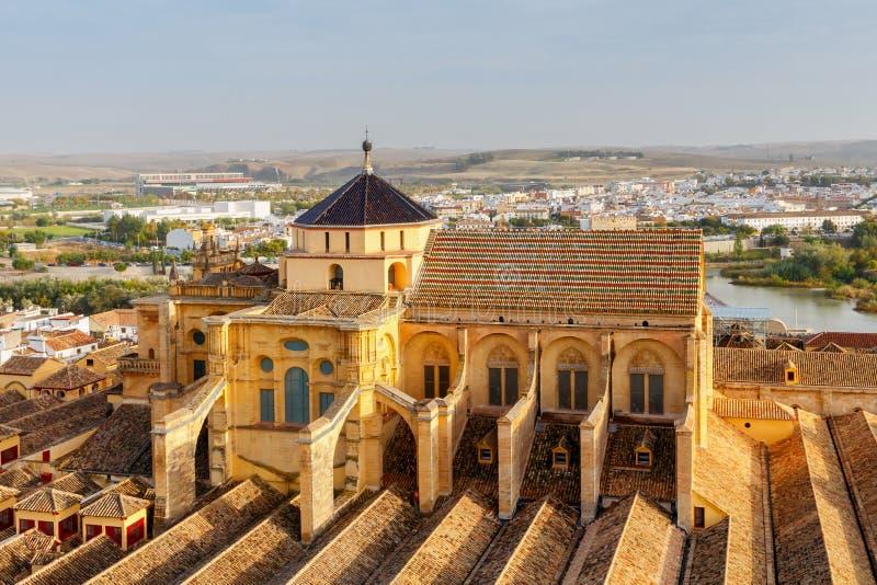 Cordova εναέρια όψη πόλεων στοκ φωτογραφία με δικαίωμα ελεύθερης χρήσης
