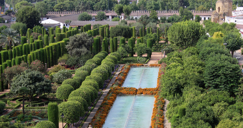 Cordova park. Nice photo of Cordova park royalty free stock images