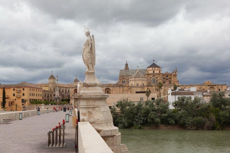Download Cordova. Roman Standbeeld Op Brugraphael. Stock Afbeelding - Afbeelding bestaande uit standbeeld, europa: 39103559