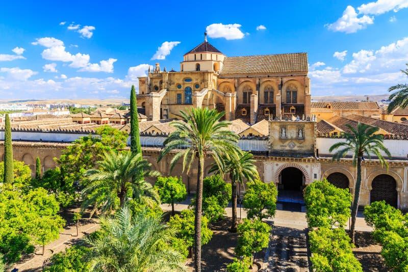 Cordova, Spagna immagini stock libere da diritti