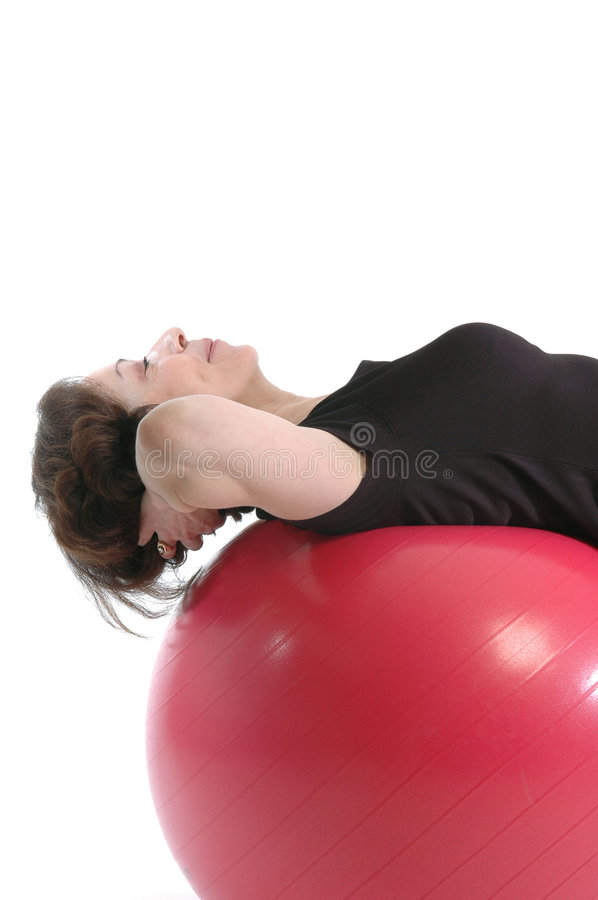 Core training stock photography