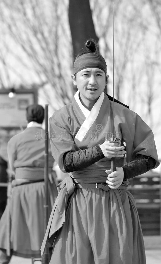 Coreano Ssaurabi foto de stock royalty free