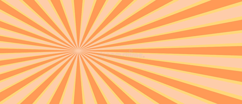 在葡萄酒样式的减速火箭的镶有钻石的旭日形首饰的光芒 抽象漫画背景 库存例证