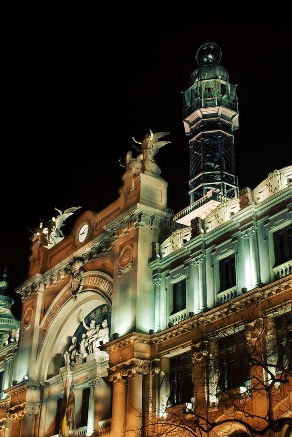 Coreos y Telegrafos, Valença, Spain fotos de stock royalty free
