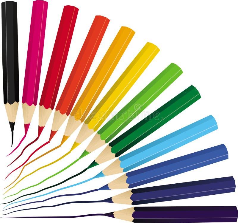 cores fotografia de stock