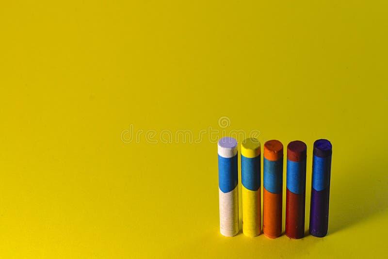 Cores bonitas do amarelo do verão ilustração do vetor