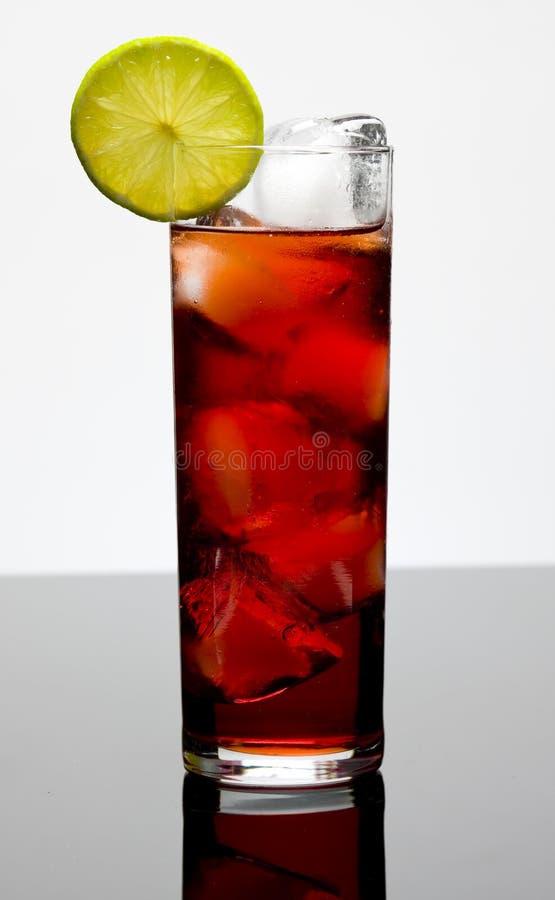 Cores da bebida foto de stock