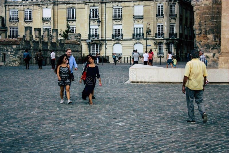 Cores de France imagens de stock royalty free