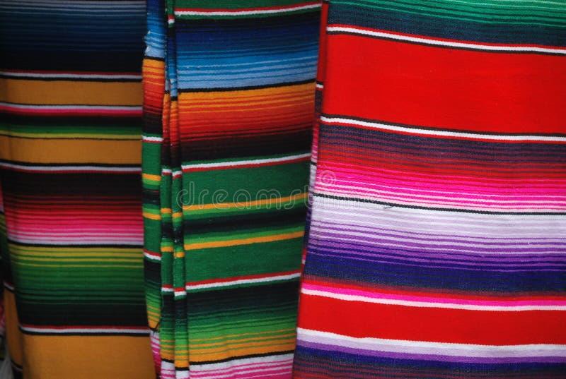 Cores de México fotografia de stock