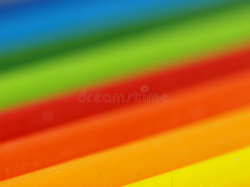 Cores de prisma foto de stock