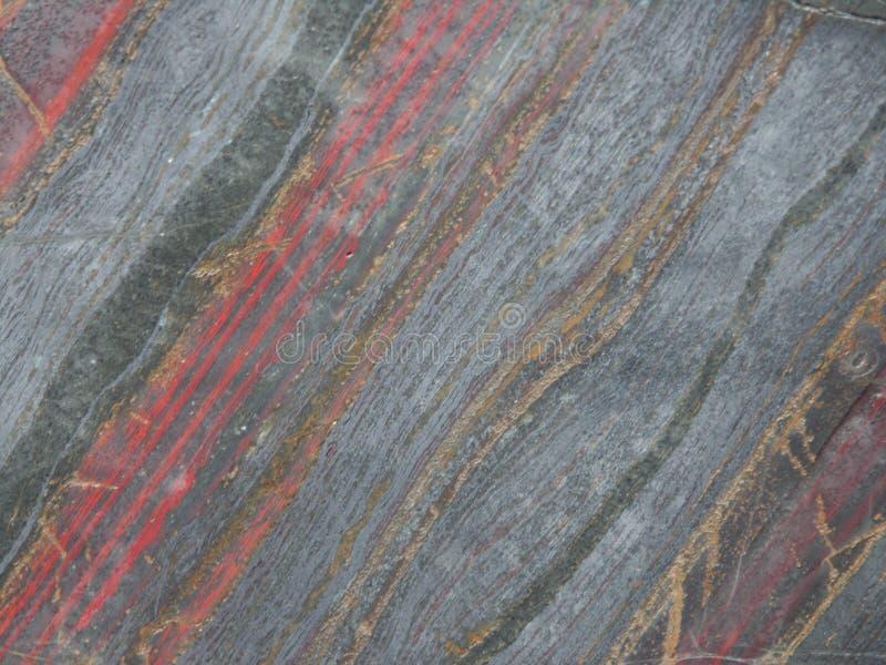 Cores impressionantes da textura de pedra fotografia de stock