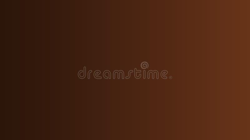 Cores marrons pretas papel de parede protegido borrado do fundo Ilustração do vetor ilustração do vetor