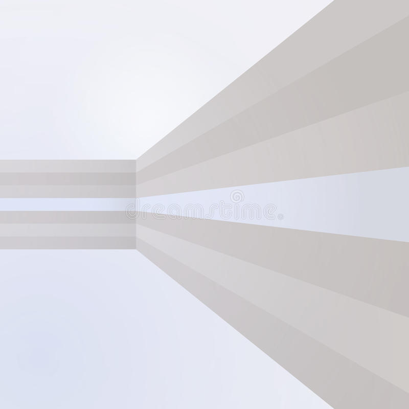 Cores no espaço ilustração do vetor