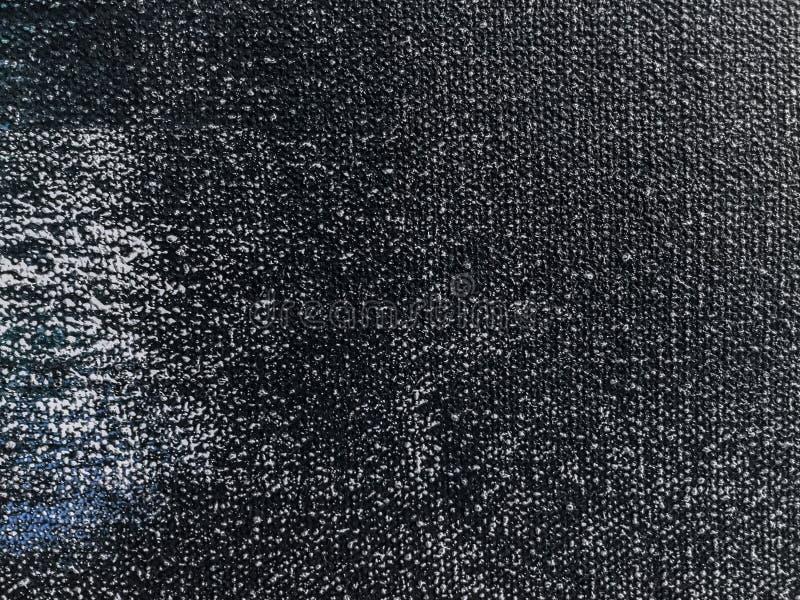 Cores preto e branco do fundo da arte abstrato foto de stock