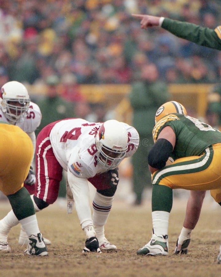Corey Sears LDT, Arizona Cardinals foto de archivo