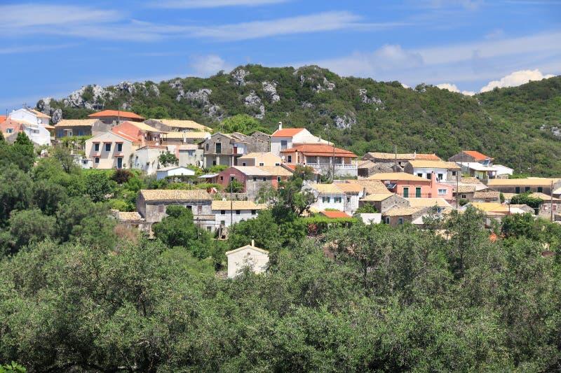 Corfou, Grèce image stock