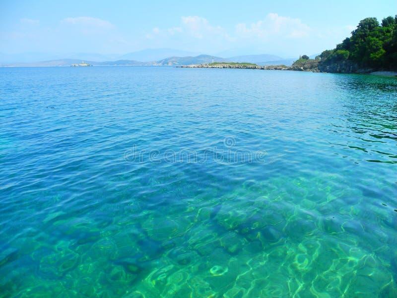 corfu Греция стоковое фото rf