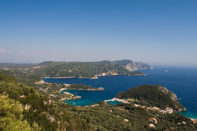 Download Corfu shore stock photo. Image of dream, europe, corfu - 4847494