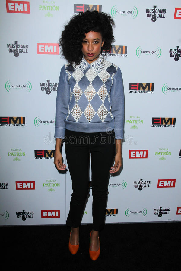 Download Corinne Bailey Rae Editorial Stock Photo - Image: 23475003