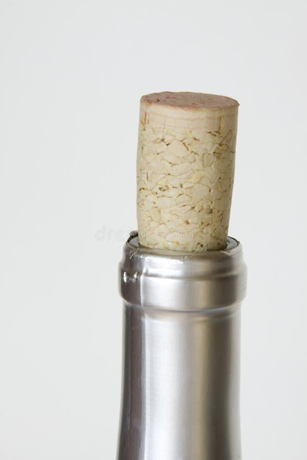 Download Cork. stock photo. Image of stopper, bottle, white, plug - 13985728