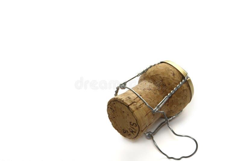 Cork stock afbeelding