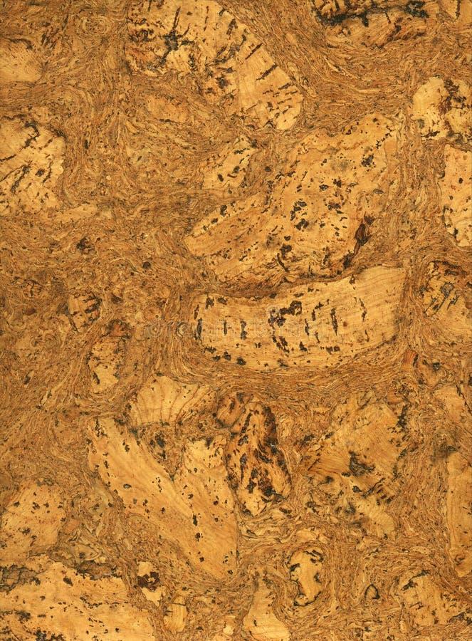 Cork achtergrond stock fotografie