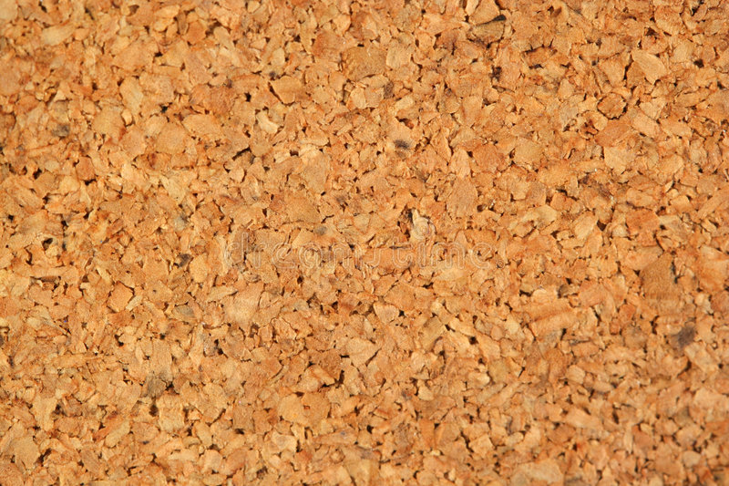 Cork Backgroung Abstract Texture Stock Photo