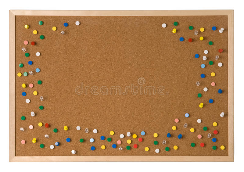 Download Cork board stock photo. Image of notepad, template, blank - 13513982
