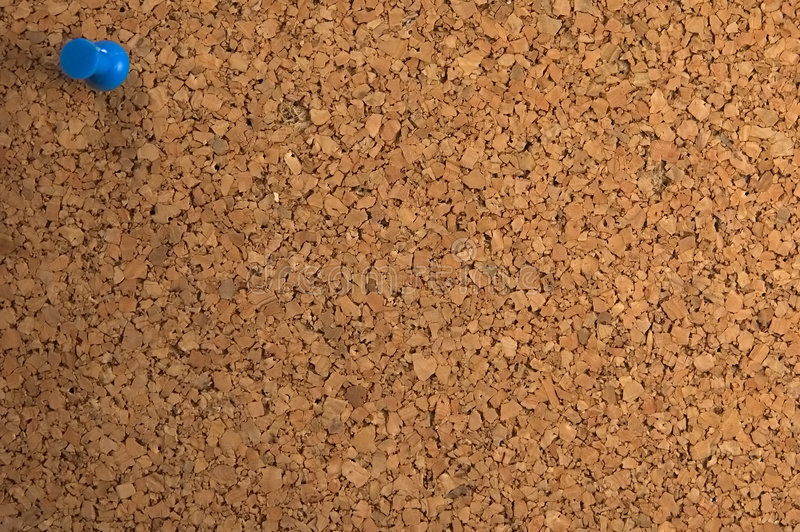 Cork Board 2 stock images