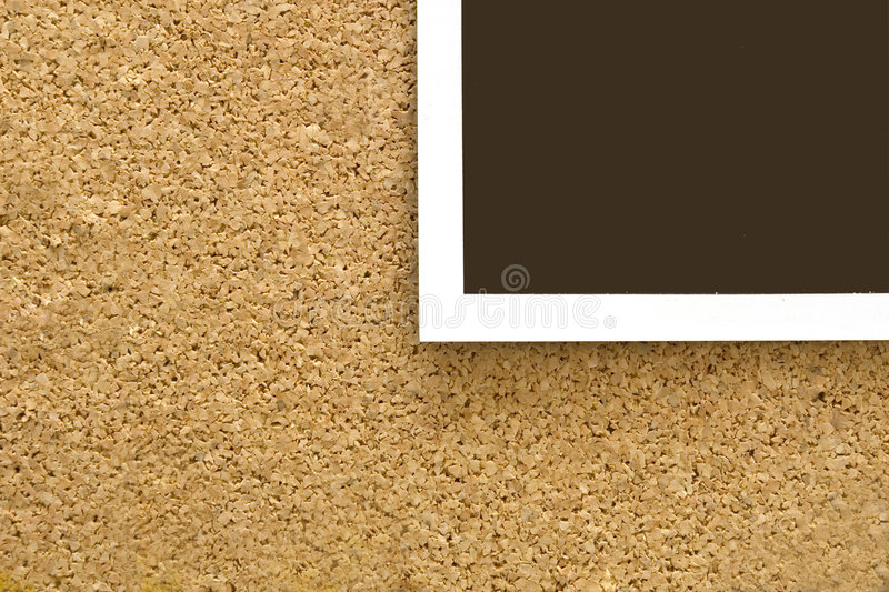 Download Cork board stock image. Image of instant, film, brown - 7361701