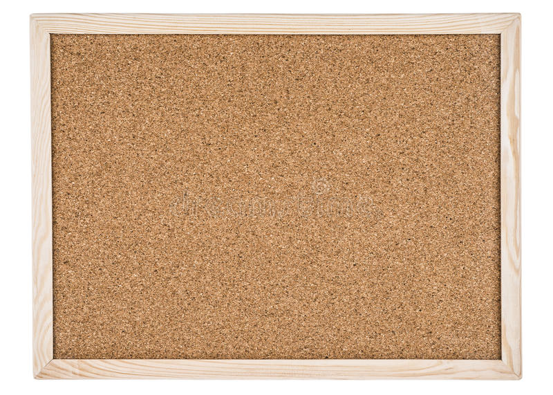 Cork Board photographie stock