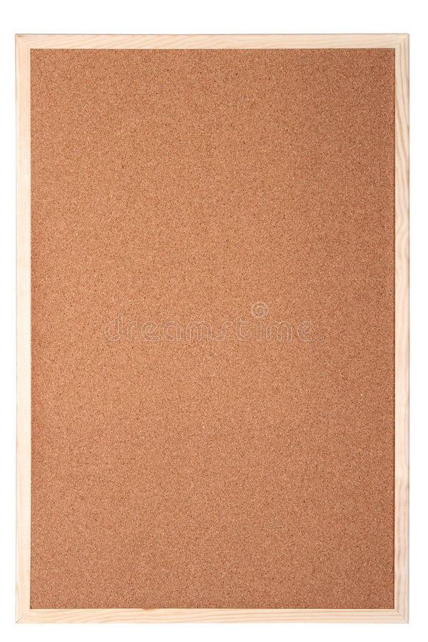 Cork board royalty free stock images