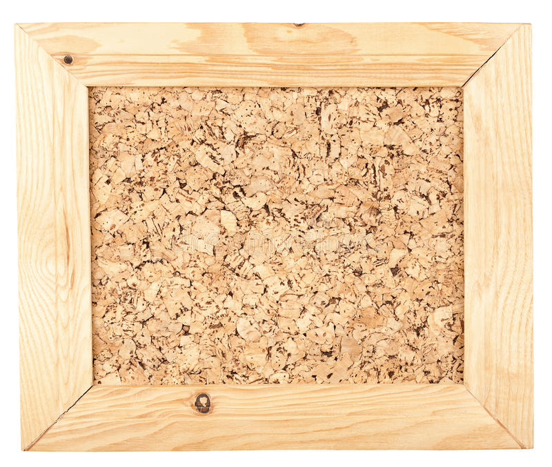 Download Cork board  in a frame stock image. Image of frame, interior - 24579669