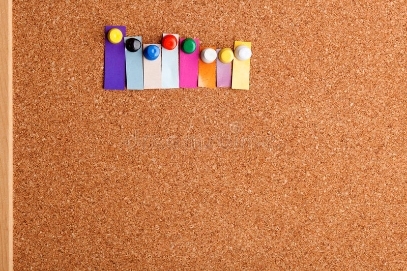 Download Cork Board And Heading For Eight Letter Word Royalty Free Stock Photography - Image: 23863377