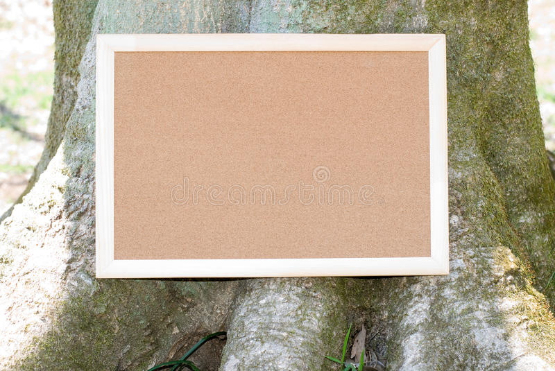 Download Cork Board And Tree Stock Photo - Image: 21074410