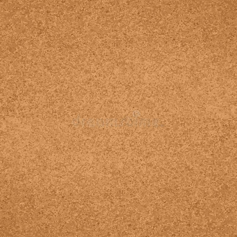 Cork board wood texture seamless pattern stock photos