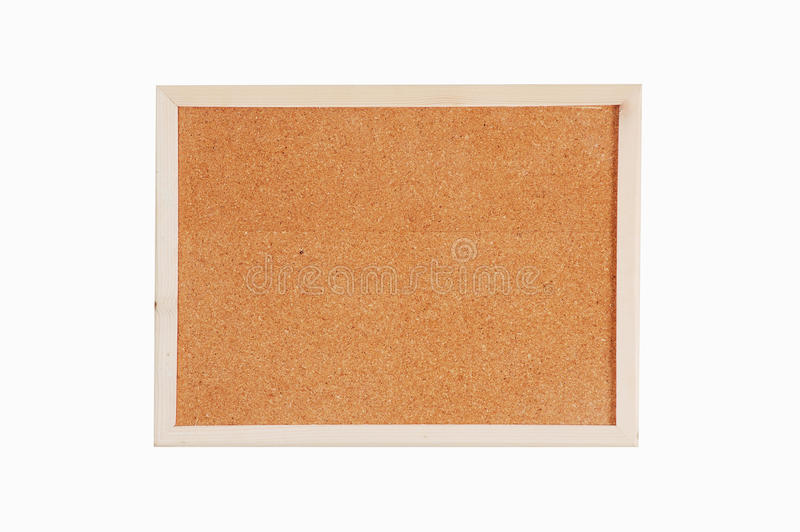 Download Cork Board With Wooden Frame Stock Image - Image: 37546855