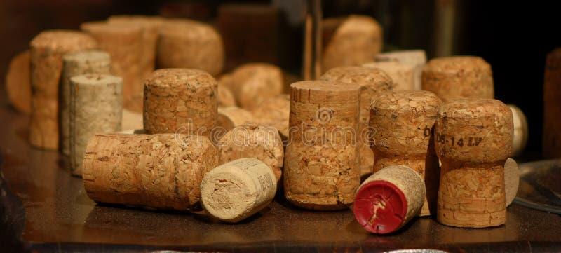 Download Cork inzameling stock afbeelding. Afbeelding bestaande uit fles - 54086895