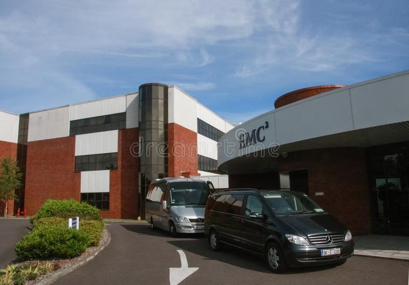 EMC Centre of Excellence office in Cork, Ireland stock image