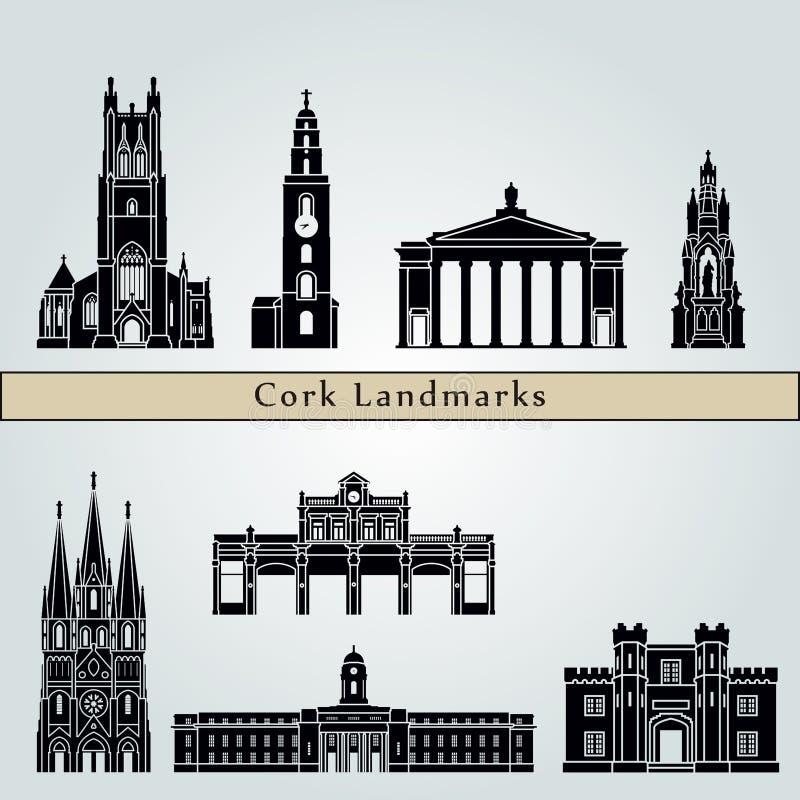 Free Cork Landmarks Stock Image - 80310991