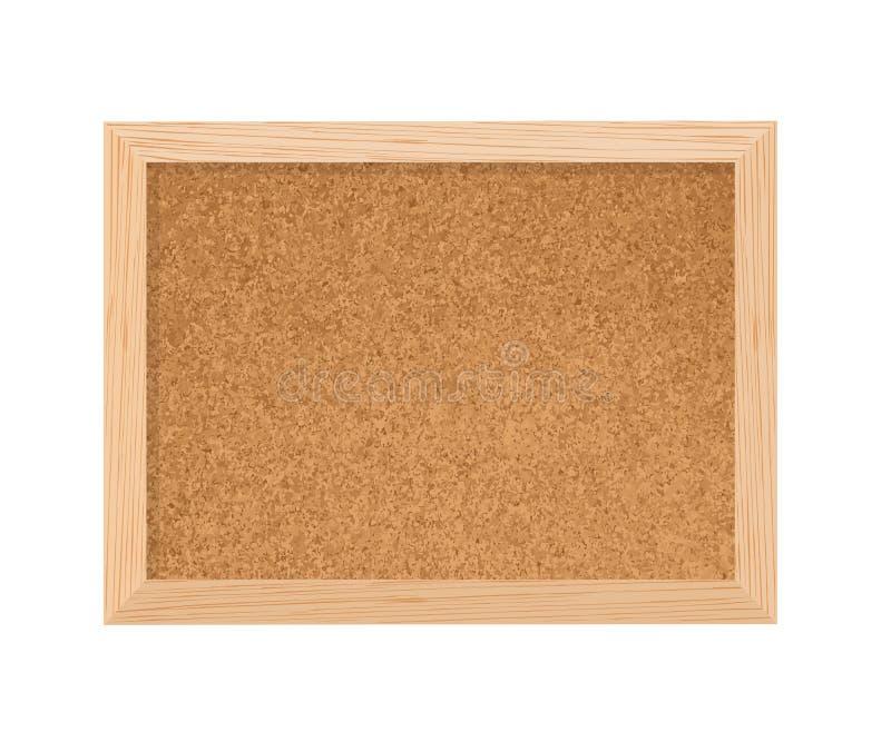Cork raads houten die textuur op witte achtergrond wordt geïsoleerd stock foto's