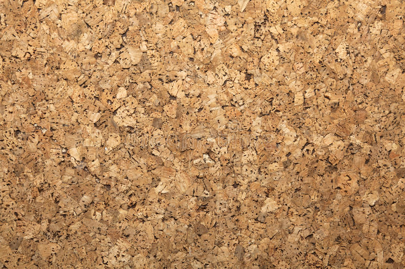 Cork Surface Royalty Free Stock Images