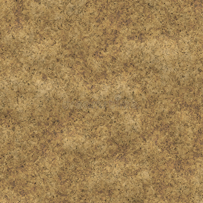 Cork texture royalty free illustration